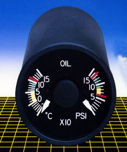 9036 Temperature/Pressure Indicator